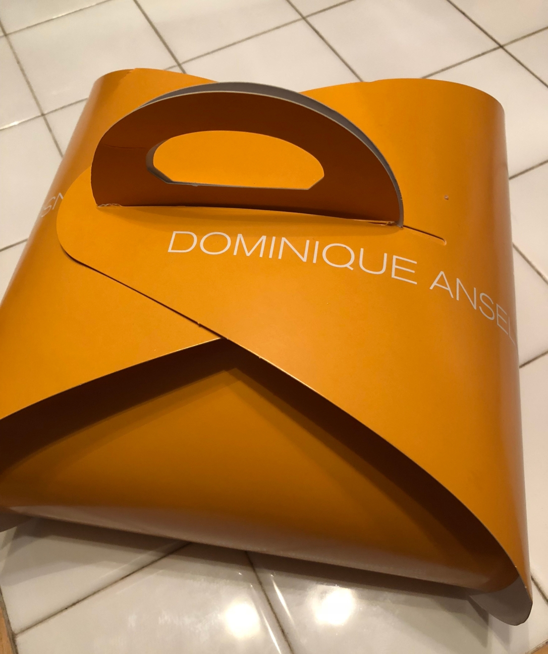Dominique Ansel Bakery Box