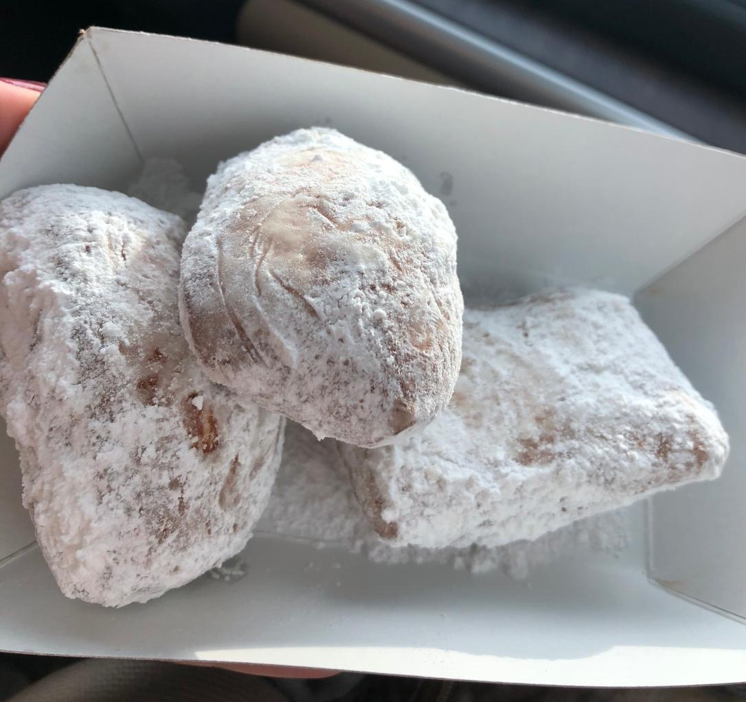 Paczki Polish Doughnuts